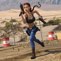 Classic Raider 33 by tombraider4ever