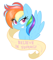 Believe In Yourself by Ambris