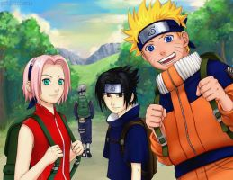 Team Seven by paintpixel