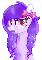 What Do You Mean I'm Not Purple Enough? by fluffyfluffx