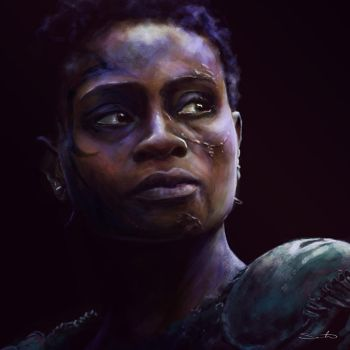 Indra by samanthadoodles
