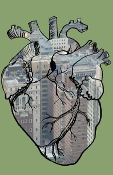 Heart of the City by sweetchick141
