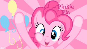 Pinkie Pie Wallpaper by JeremiS