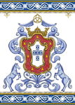Portuguese Crest by SolracSevla