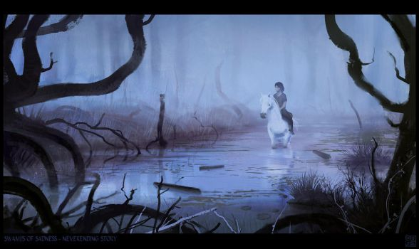 Swamps of Sadness by Hideyoshi
