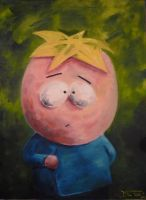 Butters from South Park by Fruksion