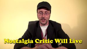 What about the Nostalgia Critic? by mikeinthehouse