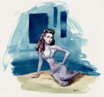 Girly Watercolor 11 by PiratoLoco