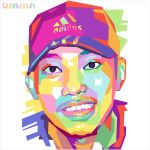 Commission artwork. WPAP by iwanuwun