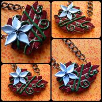 Wallflower Necklace For Sale by MaliciousMysteries