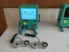 Custom BMO 4 by BHerz