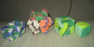 Origami Cubed 2 by musicmixer112