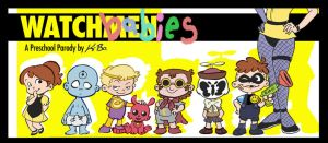Watchbabies Front Cover by kevinbolk