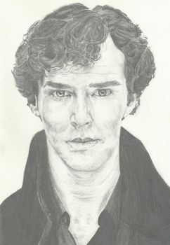 Sherlock 1 by artisticendeavours