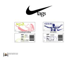 nike sale's tags by B-neoZEN