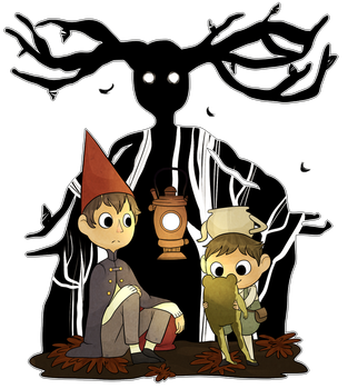 Over The Garden Wall + Video by AskNia