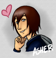 Asher Doodle by Marlin-Rae