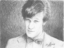 11th Doctor 2 by Anavar