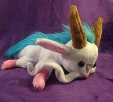 Haku Plush SOLD by Chibi-Katie
