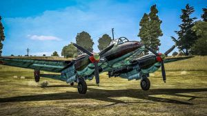 PE-2  (IF44) by mattboggs