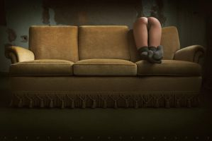 Couch Decoration by artofdan70