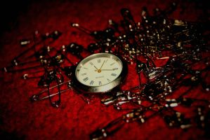 Stuck in Time by Vicarious-Trances