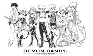 .::Demon Candy::. by Lorddragonmaster