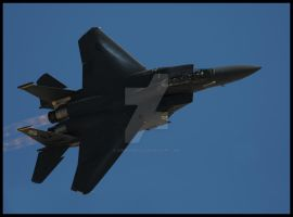 Nellis Eagle V by AirshowDave