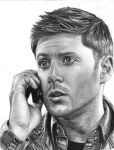 Supernatural - Dean Winchester by SmoothCriminal73