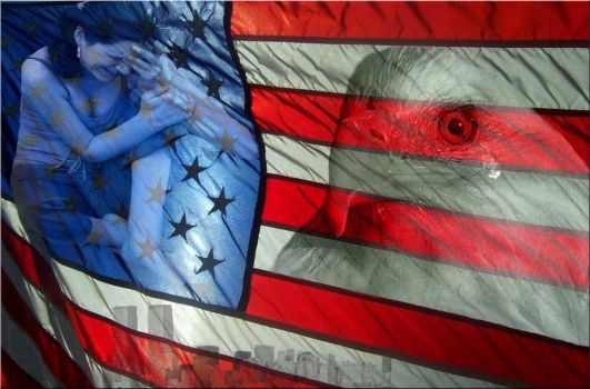 9-11: The Day America Cried by VisualPoetress