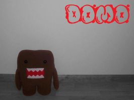Domo Brightens A Dark Room by 1nk-z0m813