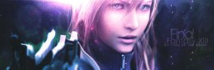 Final Fantasy XIII .. smudge .. by Destroyerfield
