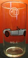 MobilGas Glass:  MG MGA by motoryeti