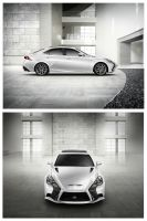 2014 Lexus IS Concept by Asher629