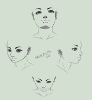 face practice by chrecand