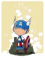 little cap by Azu-graph
