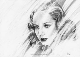 Tallulah Bankhead by ChristinaMandy