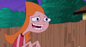 Candace Laugh by BrigadierDarman