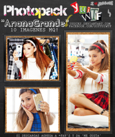 Photopack #1 Ariana Grande by USucks