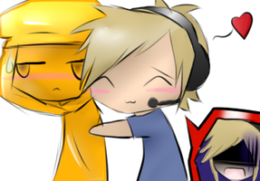 I love you stephano by CybaAngel