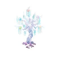 Crystal Tree by Ritya9898