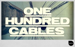 One hundred cables by blakewolff