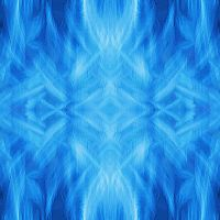 Blue Pattern by Morphine-Angel