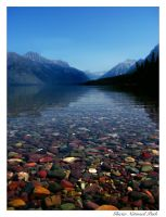 Lake McDonald, Glacier by GoaliGrlTilDeath