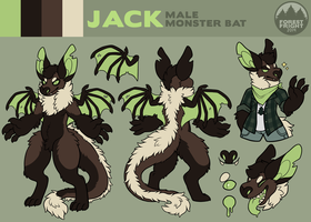 jack ref by ForestFright