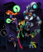 Go Teen Titans by zgul-osr1113