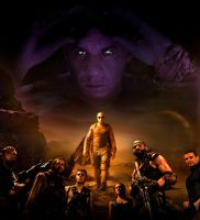 Riddick Rules the Dark Contest by kaber13