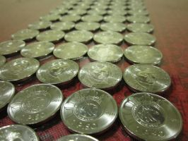 The New One-Piso Coin of the Philippines by miguelm-c