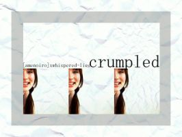 Texture 02 CRUMPLED by xWhispered-Lies