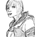 Lilith Sketch by niner9